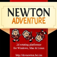 Newton Adventure par DevNewton