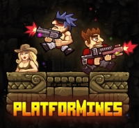 Platformines is out on Steam !